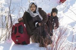 Uprchlíci překračují americko-kanadskou hranici