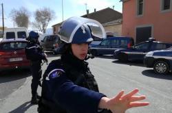 Policisté zasahují v Trebes