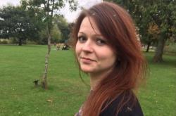 Julija Skripalová na archivním snímku