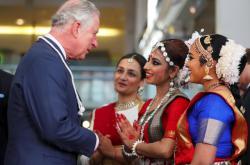 Princ Charles na summitu zemí Commonwealthu