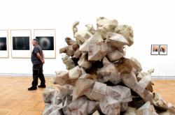 Výstava Napřed uhořet