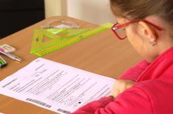 Přijímací zkouška na gymnázium