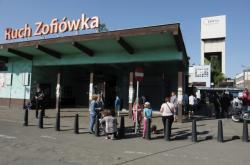 Polský důl Zofiówka