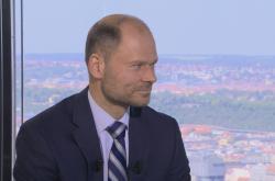 Viceprezident Svazu průmyslu a dopravy ČR Radek Špicar.