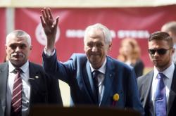 Miloš Zeman na návštěvě Moravskoslezského kraje