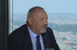 Předseda poslaneckého klubu KSČM Pavel Kováčik