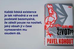 Z knihy Pavla Kohouta To byl můj život???