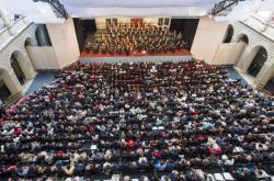Koncert České filharmonie na Smetanově Litomyšli 2017