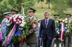Pietní akt k uctění památky obyvatel obce Ležáky