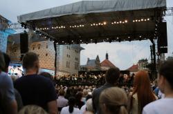 Koncert Česká filharmonie pod širým nebem