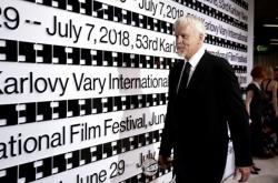 Tim Robbins na 53. MFF Karlovy Vary