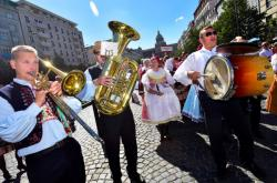Všesokolský slet v Praze