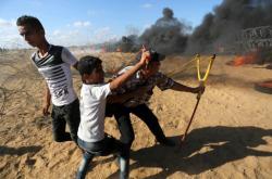 Střety v Pásmu Gazy