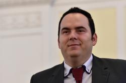 Poslanec SPD Jan Hrnčíř