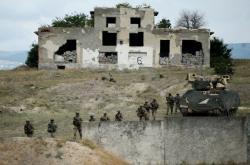 Mezinárodní vojenské cvičení v Gruzii