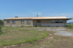 Bývalý internační tábor v Arkansasu