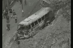 Fotografie z invaze vojsk Varšavské smlouvy