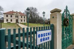 Obecní úřad Běleč nad Orlicí na Hradecku