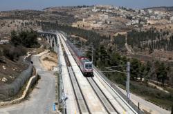Nová vysokorychlostní trať v Izraeli