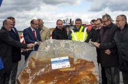 Zahájení stavby D11 v úseku Hradec Králové-Smiřice