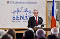 předseda Senátu Milan Štěch