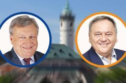Senátní duel – volební obvod Domažlice