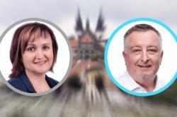 Senátní duel – volební obvod Třebič
