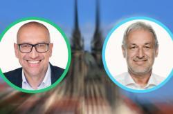 Senátní duel – volební obvod Brno-město