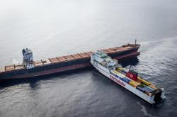 Srážka lodí u Korsiky