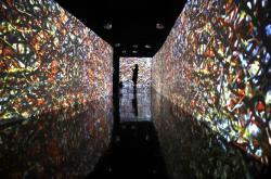 Výstava Jacksona Pollocka v Římě