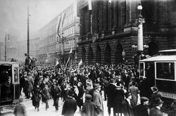 Vyhlášení Československa 28. října 1918