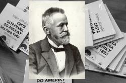 Vilém Jičínský /  Cesta Ostravana do Ameriky leta Páně 1893