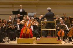 Česká filharmonie v USA