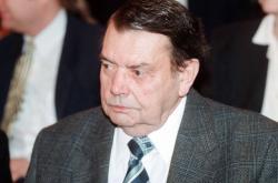 Karel Pecka v roce 1996