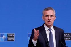 Šéf NATO Jens Stolteberg