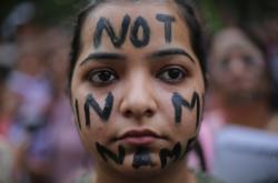 Protest po vlně znásilňování v Indii