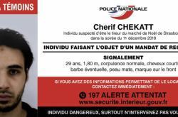 Cherif Chekatt, hlavní podezřelý z útoku ve Štrasburku