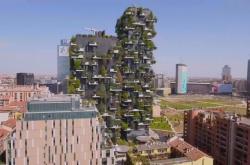 Zeleň v Miláně