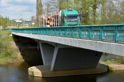 Doubský most v Karlových Varech