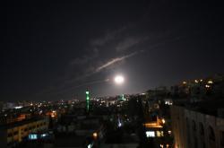 Aktivovaná protiraketová obrana nad Damaškem