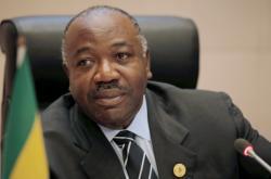 Gabonský prezident Ali Bongo Ondimba