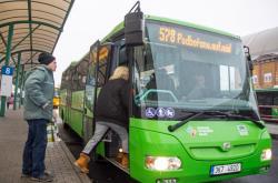 Náhradní autobus do Podbořan