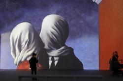 Výstava Inside Magritte