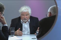 Petr Pithart (KDU-ČSL) v Otázkách Václava Moravce