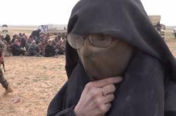 Jedna z nevěst džihádistů v Sýrii
