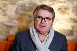 Francouzský zemědělec Paul Francois