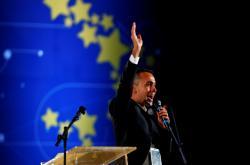 Italský vicepremiér a šéf Hnutí pěti hvězd Luigi Di Maio