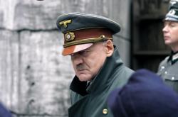Bruno Ganz ve filmu Pád Třetí říše