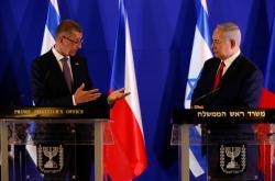 Premiéři Andrej Babiš a Benjamin Netanjahu