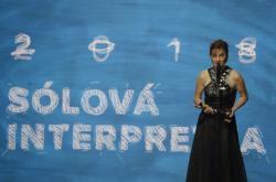 Ceny Anděl za rok 2018: Barbora Poláková